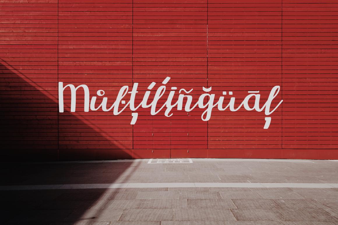 Redbus Multilingual Handwritten Script example image 6