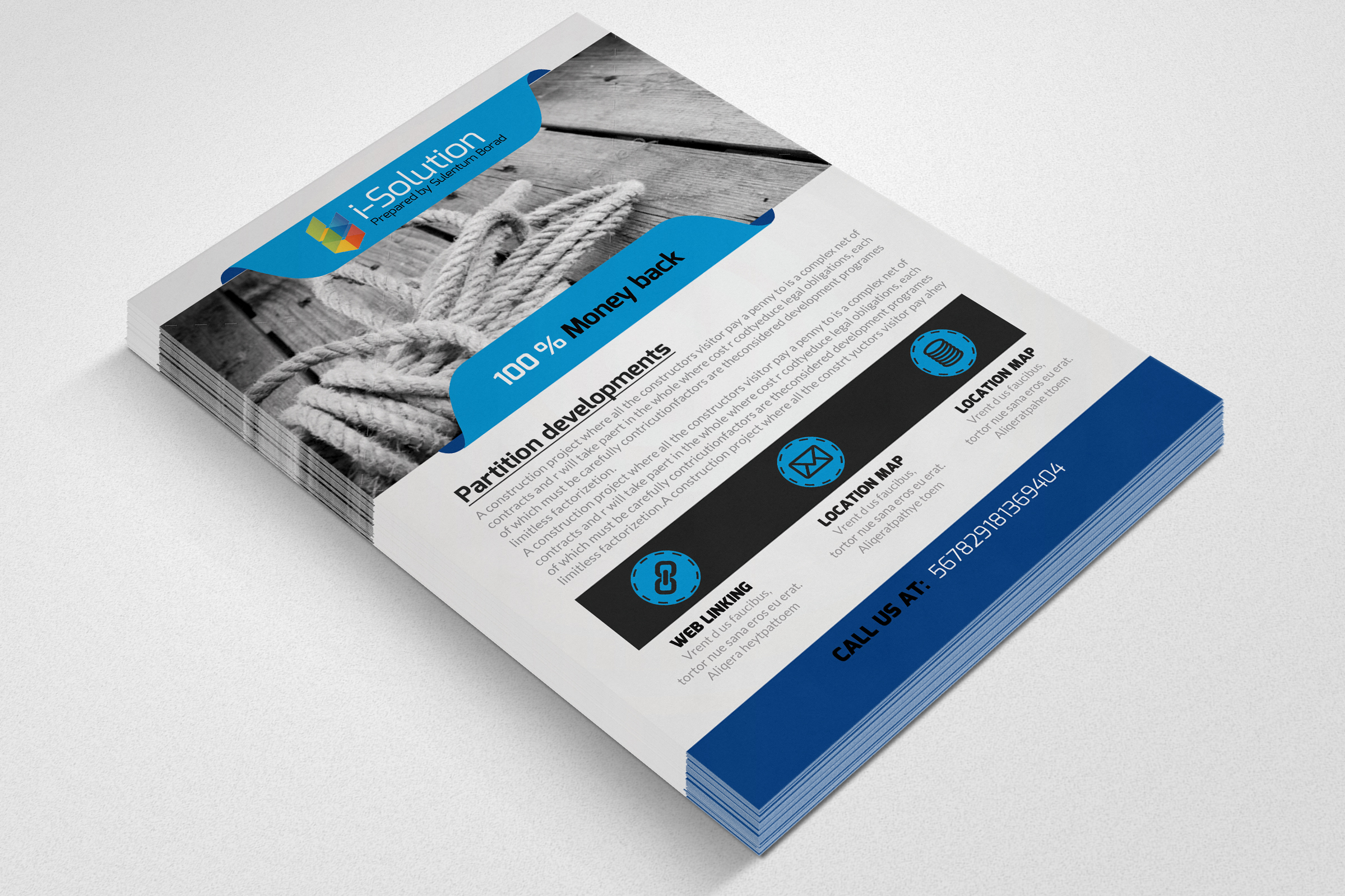 Multi Use Business Flyers example image 2