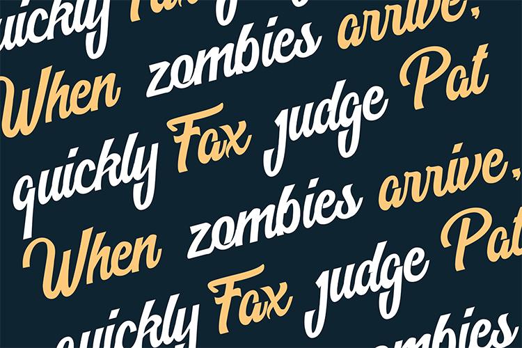 Audrey script example image 3