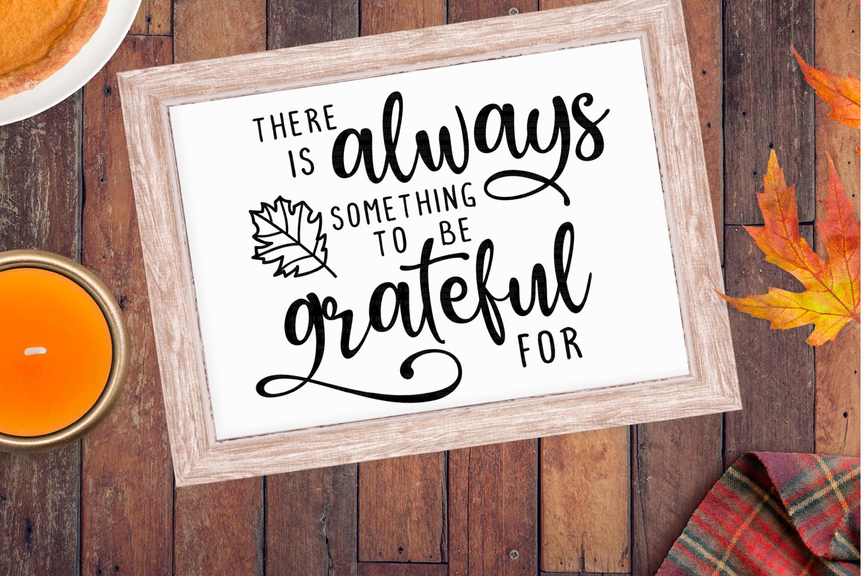 Thanksgiving SVG Bundle | 30 Designs example image 12