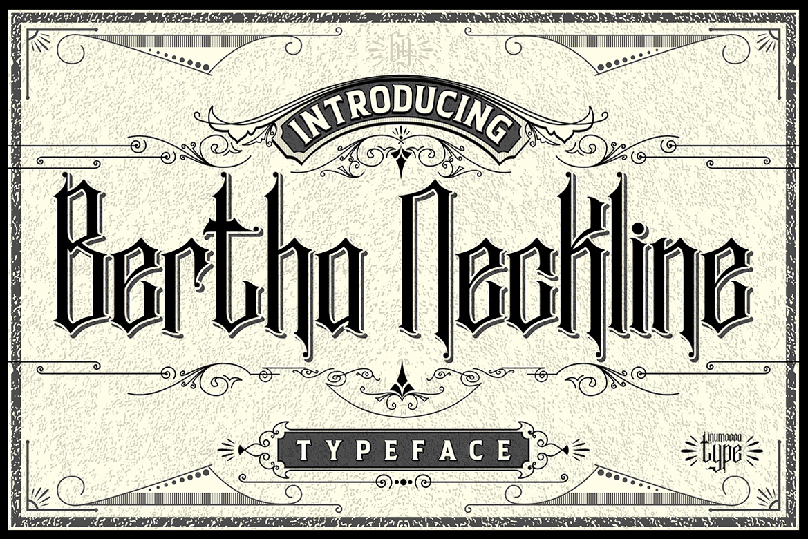 Bertha Neckline example image 2