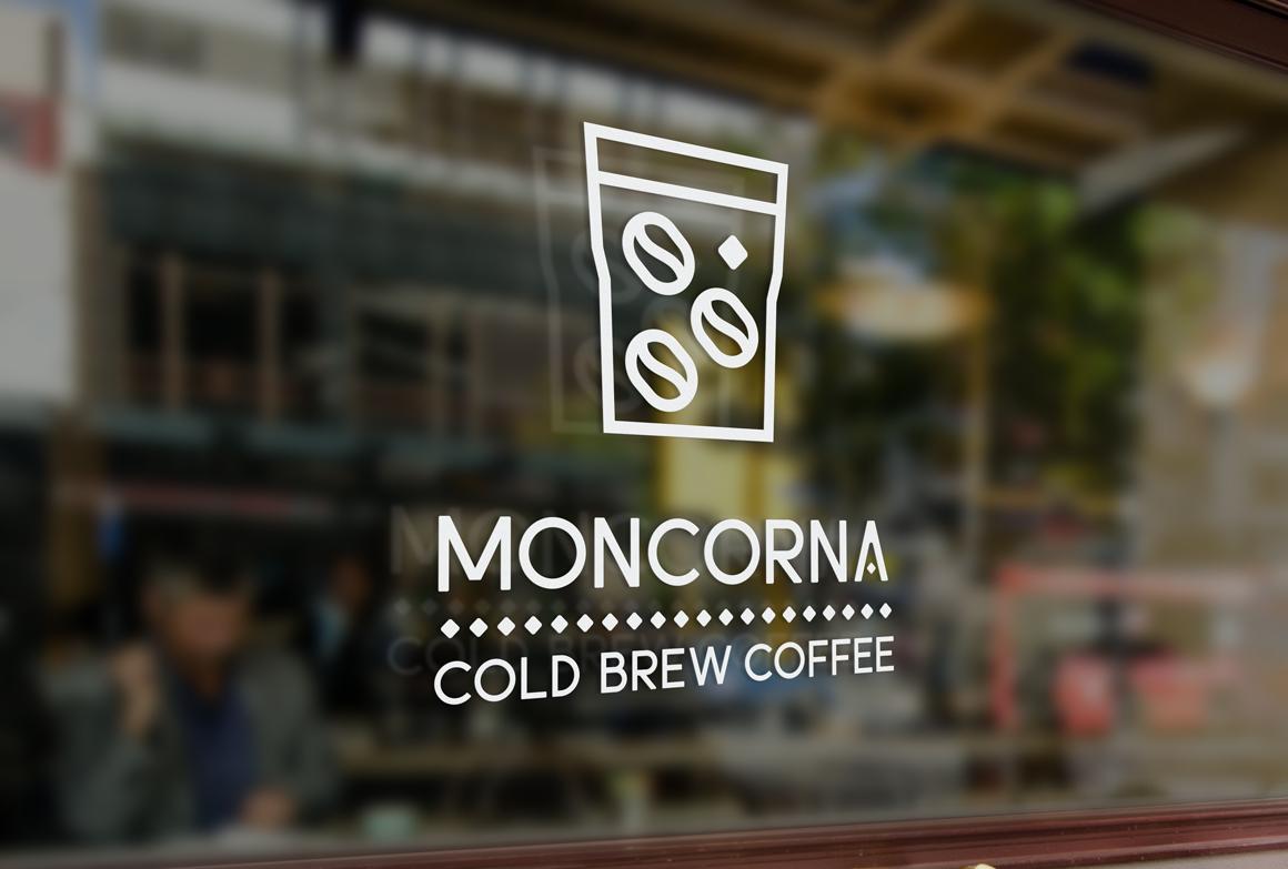 Moncorna Futuristic Sans Serif Font example image 4