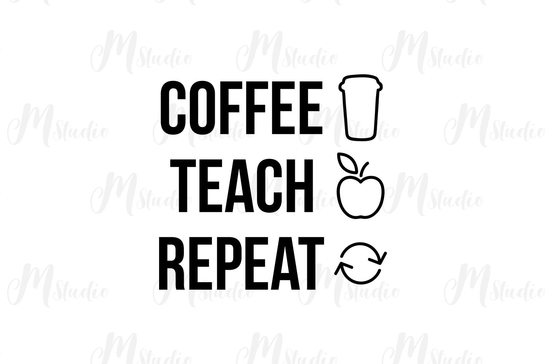 Teacher SVG Bundle. example image 9