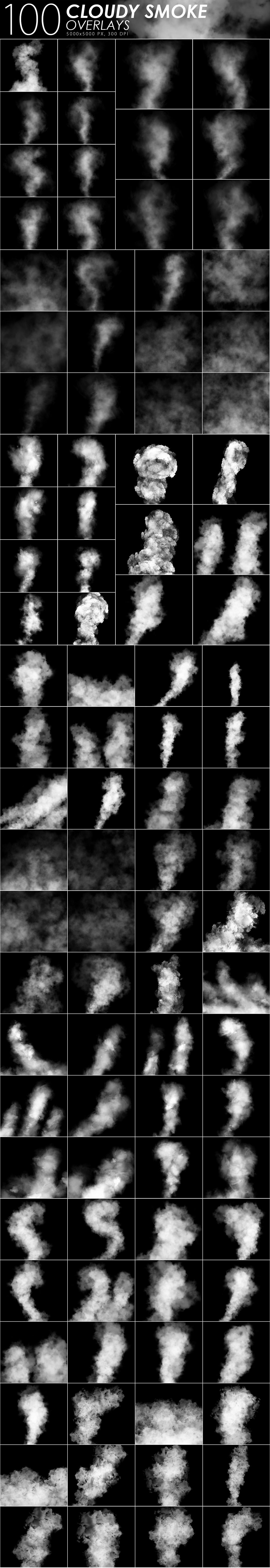 575 Fire, Smoke, Fog Overlays example image 10