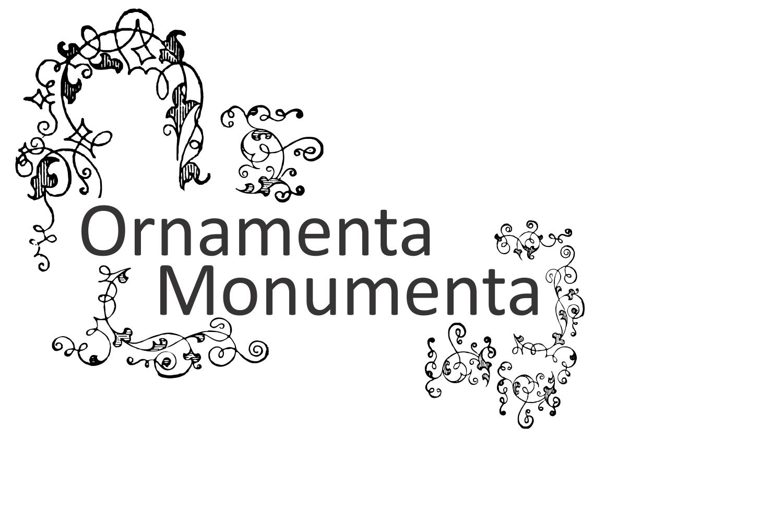 Ornamenta Monumenta example image 1