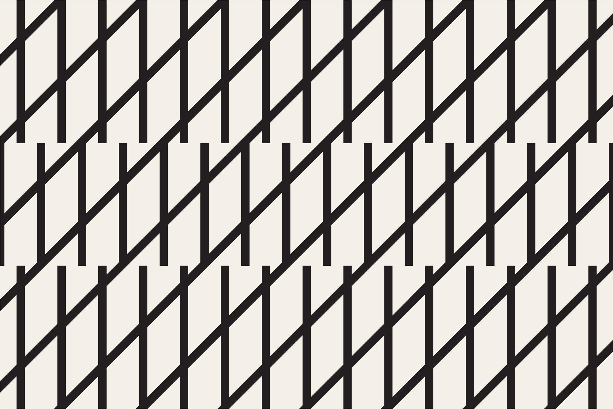 Geometric seamless patterns example image 11