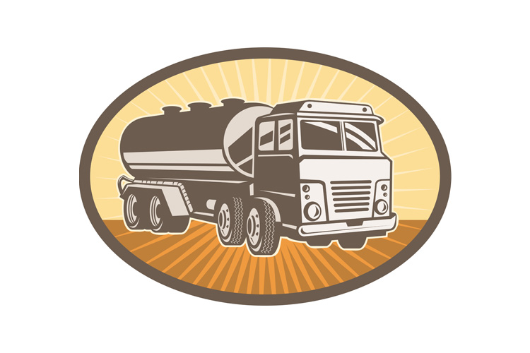 cement truck example image 1