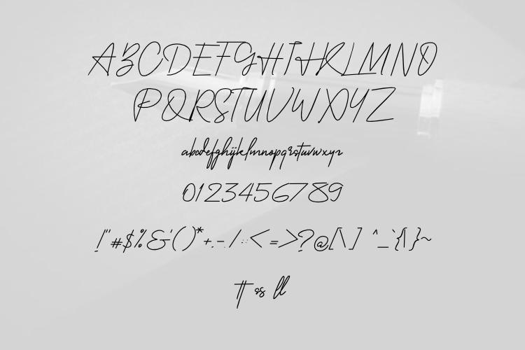 Fattih Signature example image 3