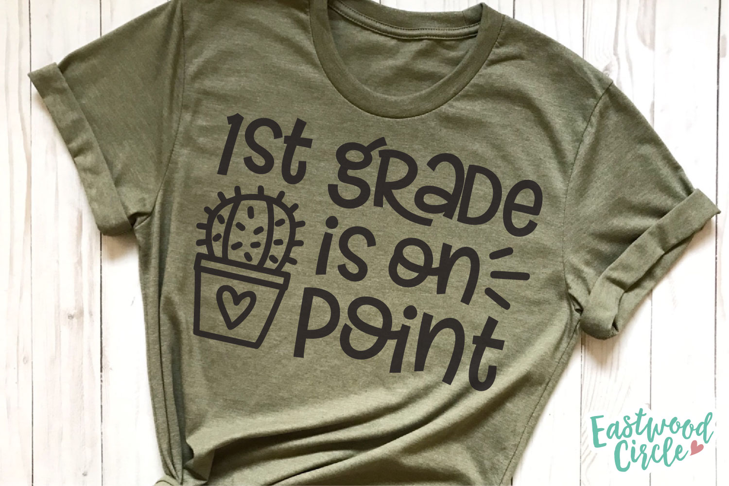 School Is on Point SVG Bundle - Back to School Cut Files example image 5