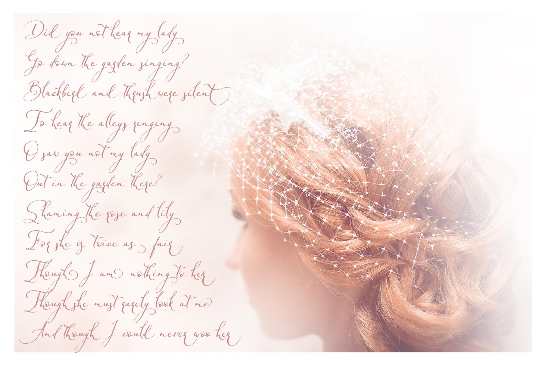 Miss Katherine font + Extras & Logo example image 15