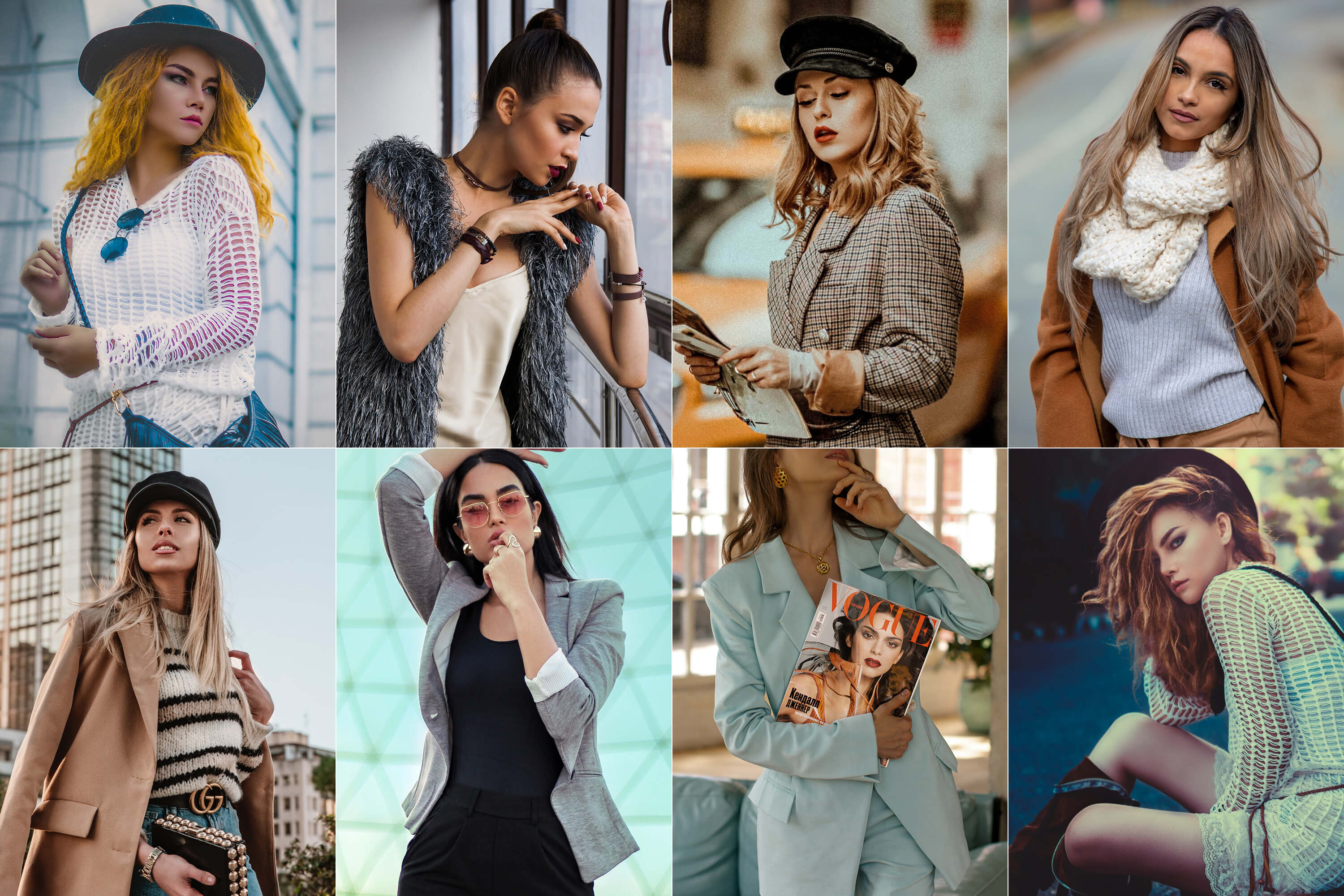 05 Fashion Wave Lightroom Presets and ACR preset vogue theme example image 7