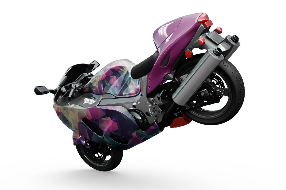 Motorcycle Mockup example image 13