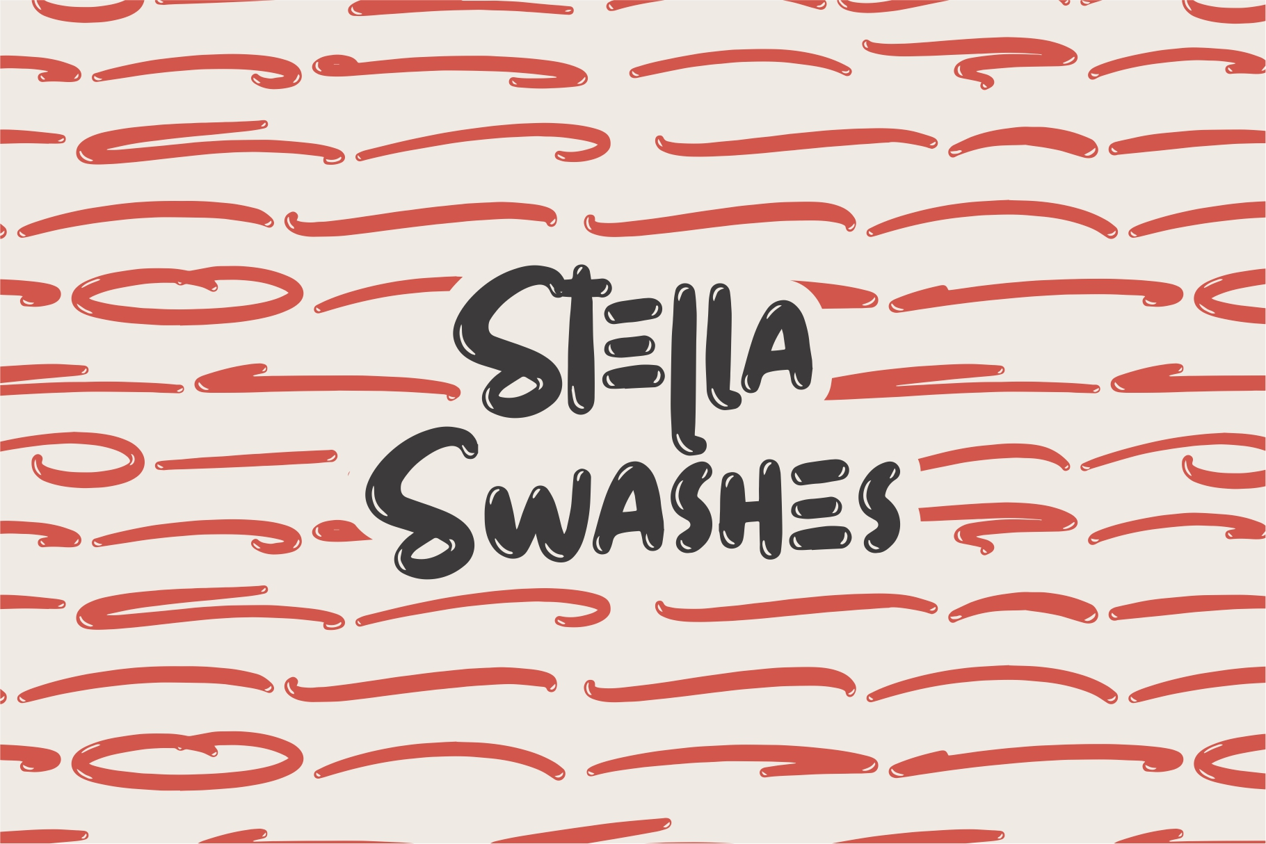 STELLA Fun Fonts example image 6