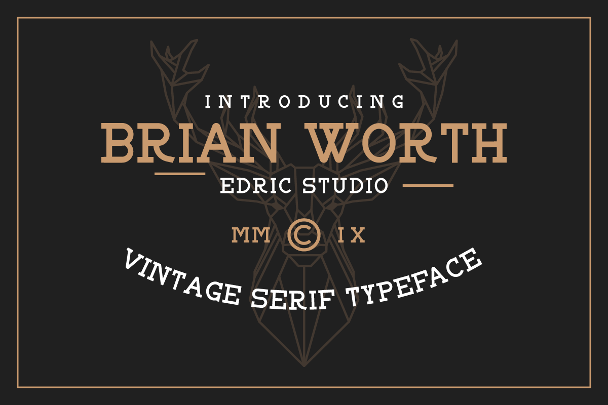 BRIAN WORTH example image 10