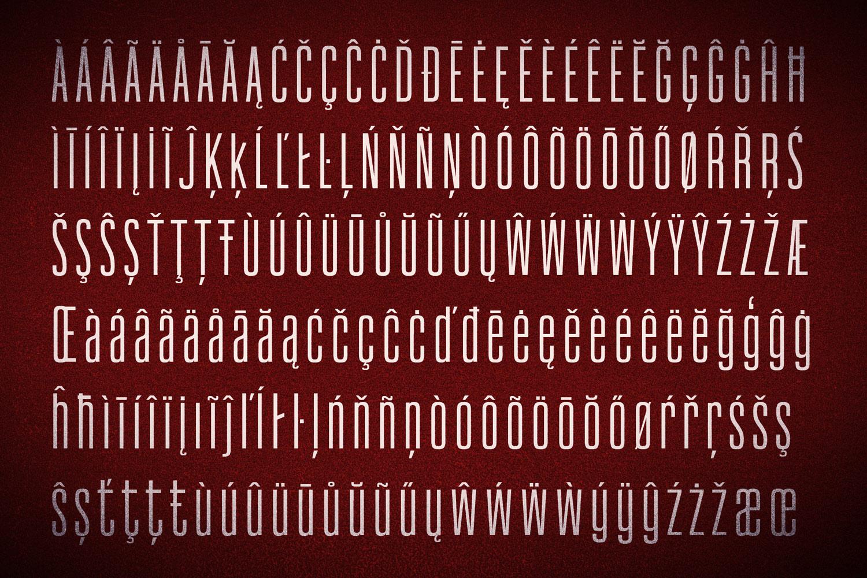 Newgate Sans example image 6