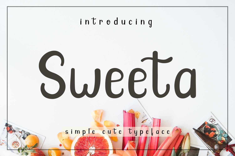 Sweeta example image 1