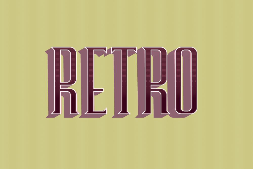 10 Retro Vintage Graphic Style for Adobe Illustrator example image 10