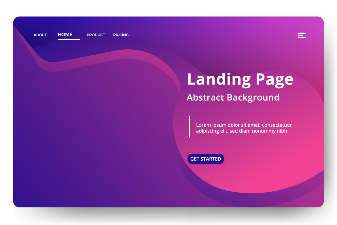 8 Abstract background design example image 5