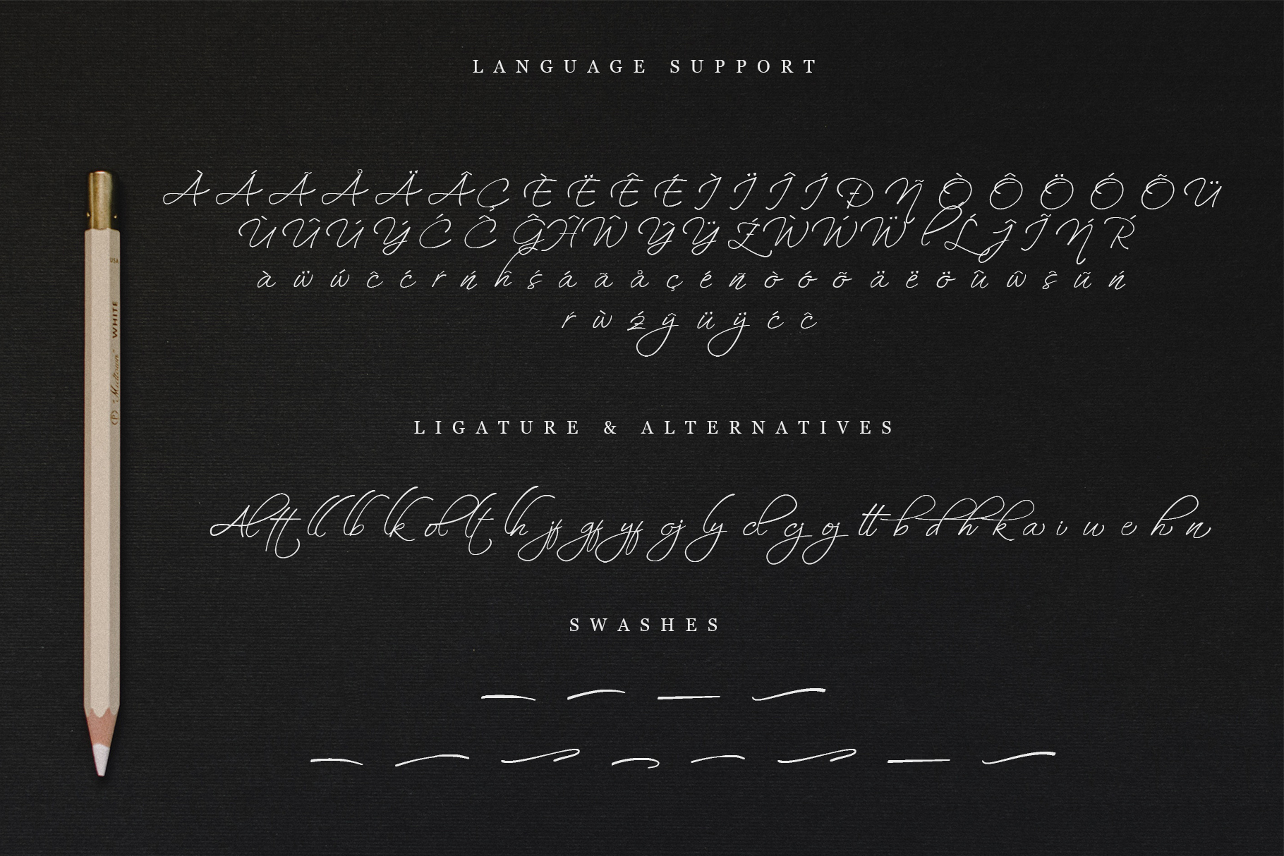 Neira script font example image 7