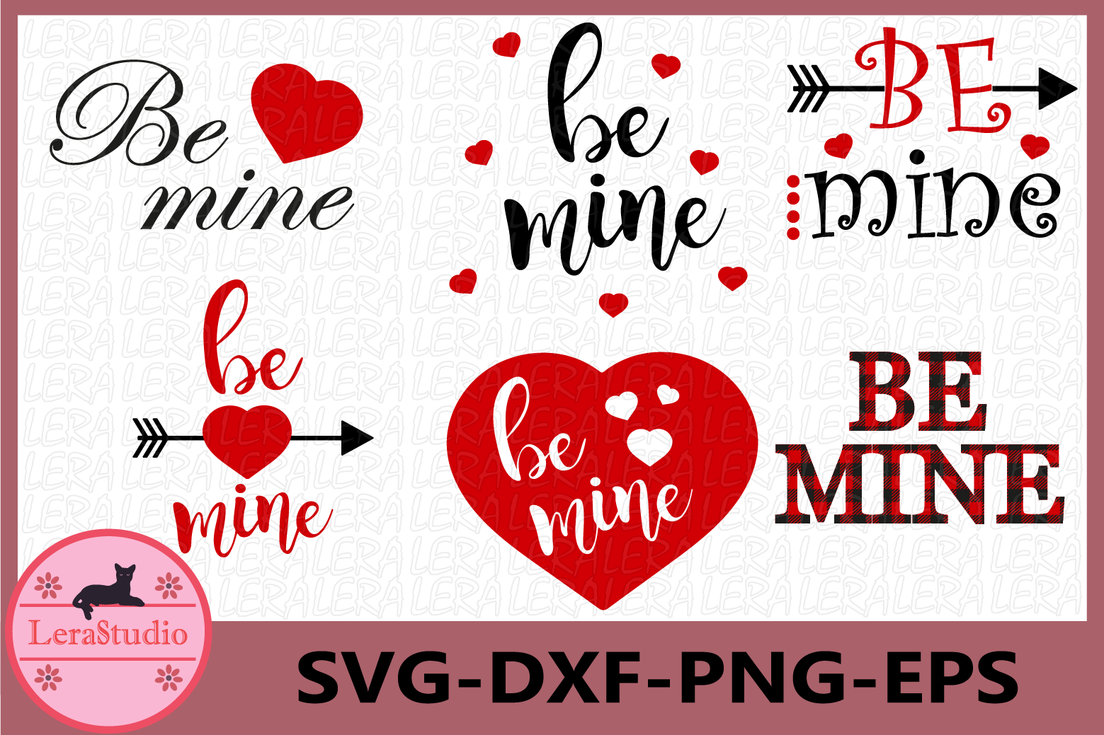 Be Mine Svg, Valentines Day SVG, Heart svg, Valentines Heart example image 1