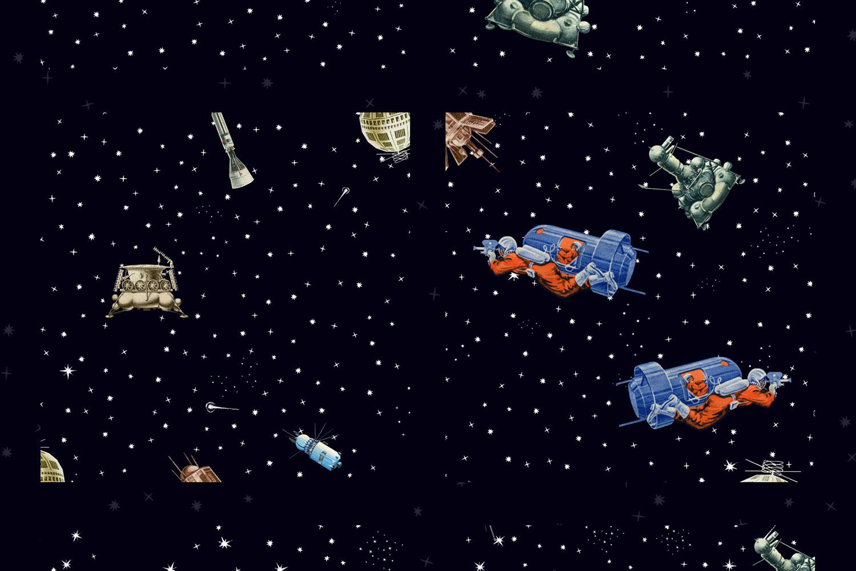 Gagarin - Patterns & Illustrations example image 10