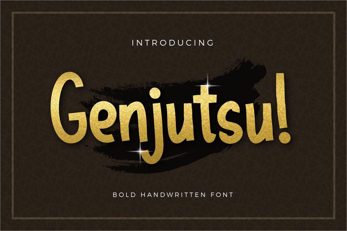 Genjutsu example image 1