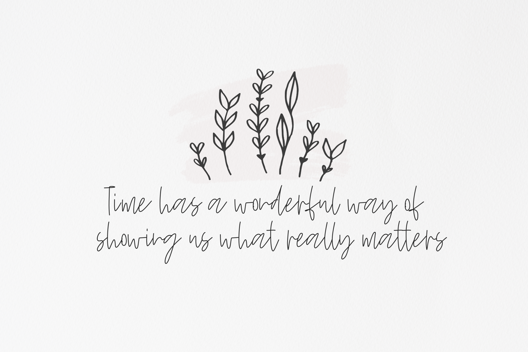 Wildflowers - A Handwritten Script Font example image 2