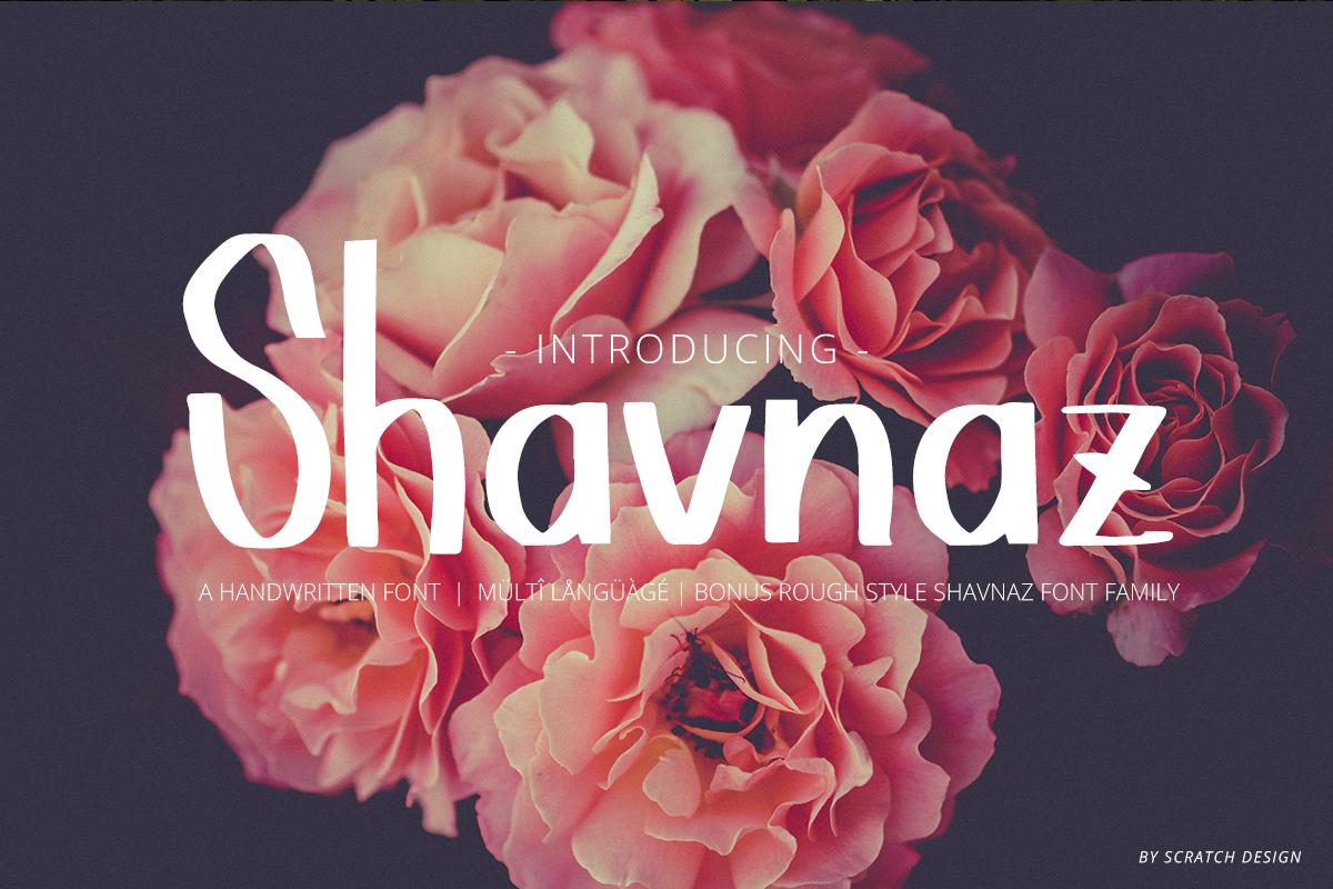 Shavnaz example image 1
