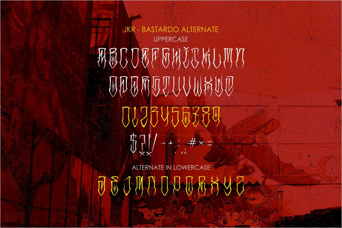 BASTARDO example image 3