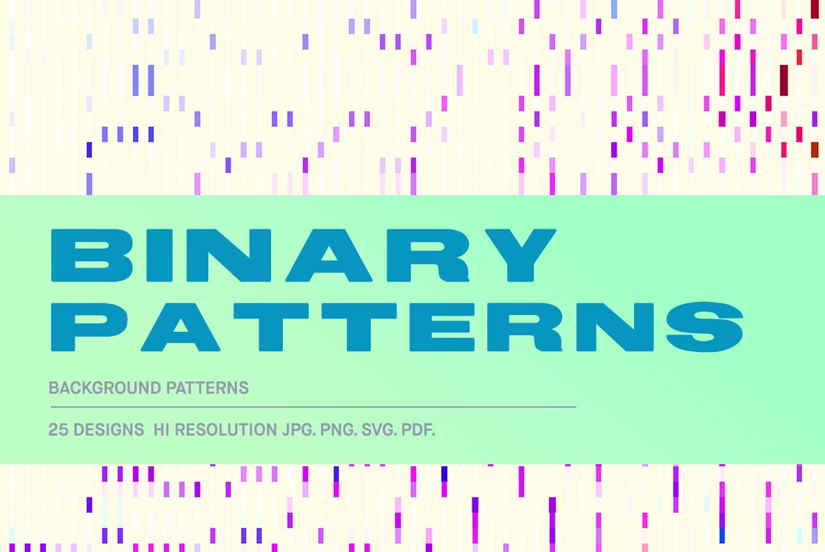 Binary Patterns example image 1
