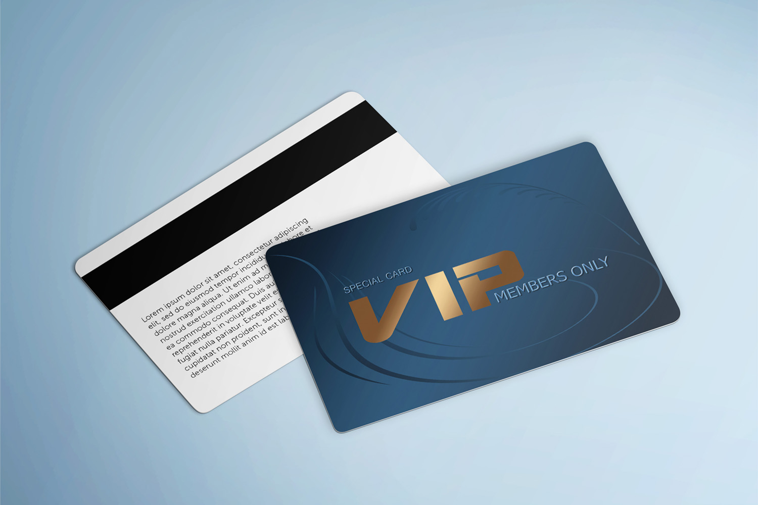 20 Luxury VIP Member Cards example image 7