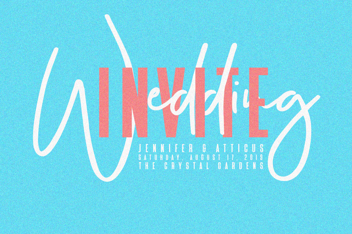 Nyquist Script - Free Sans example image 4