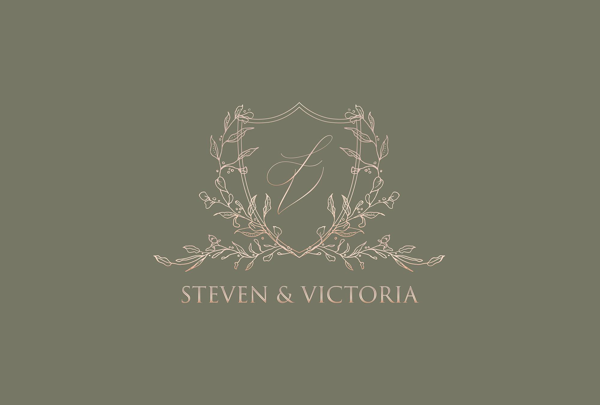 Royal Wedding Logo example image 5