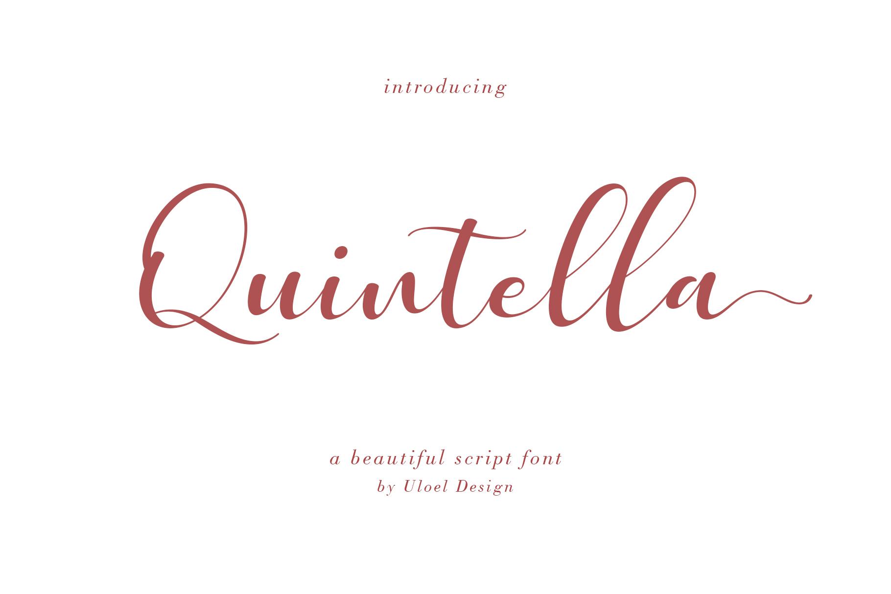 Quintella example image 1