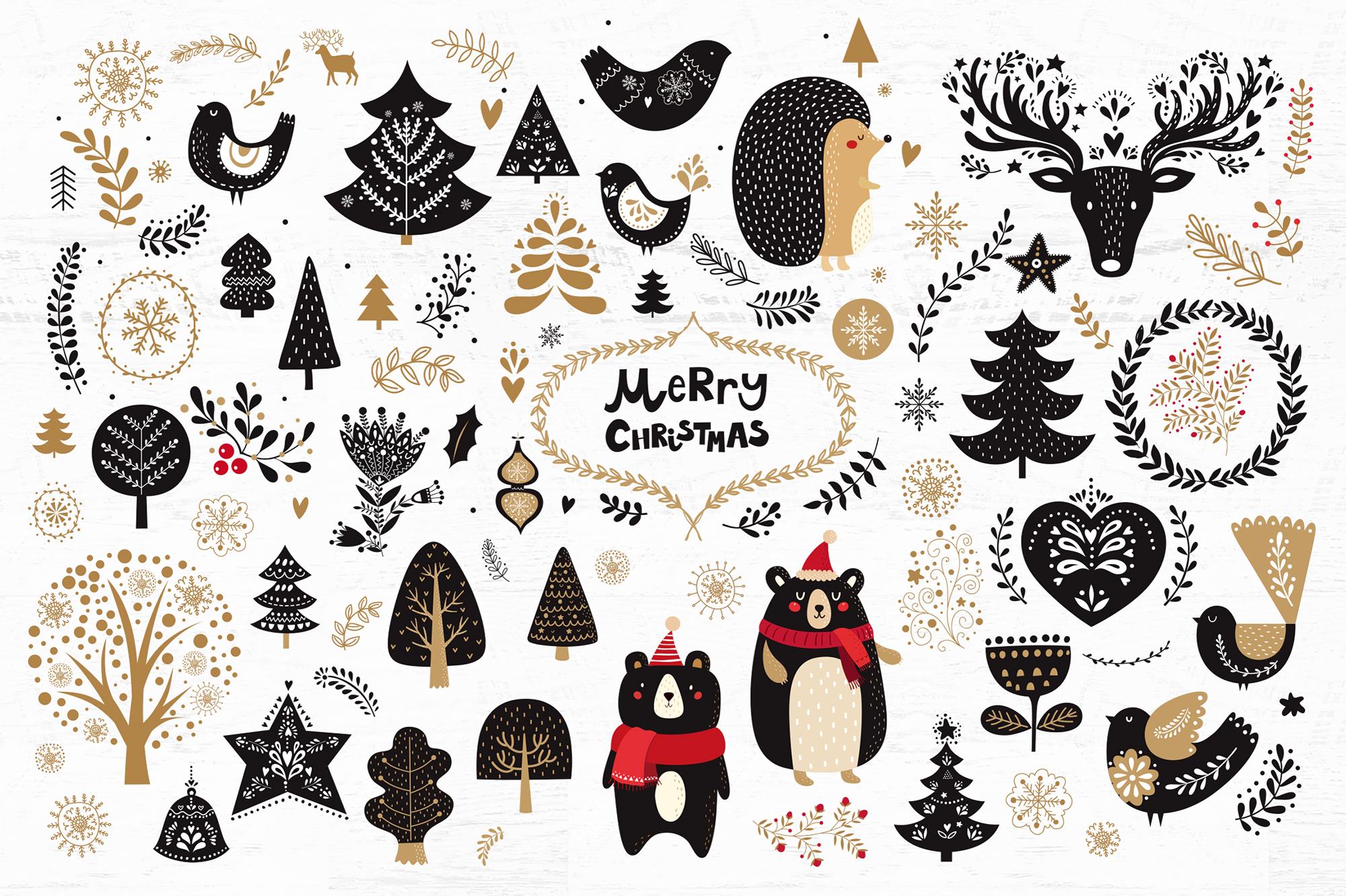 Big Christmas Bundle example image 3