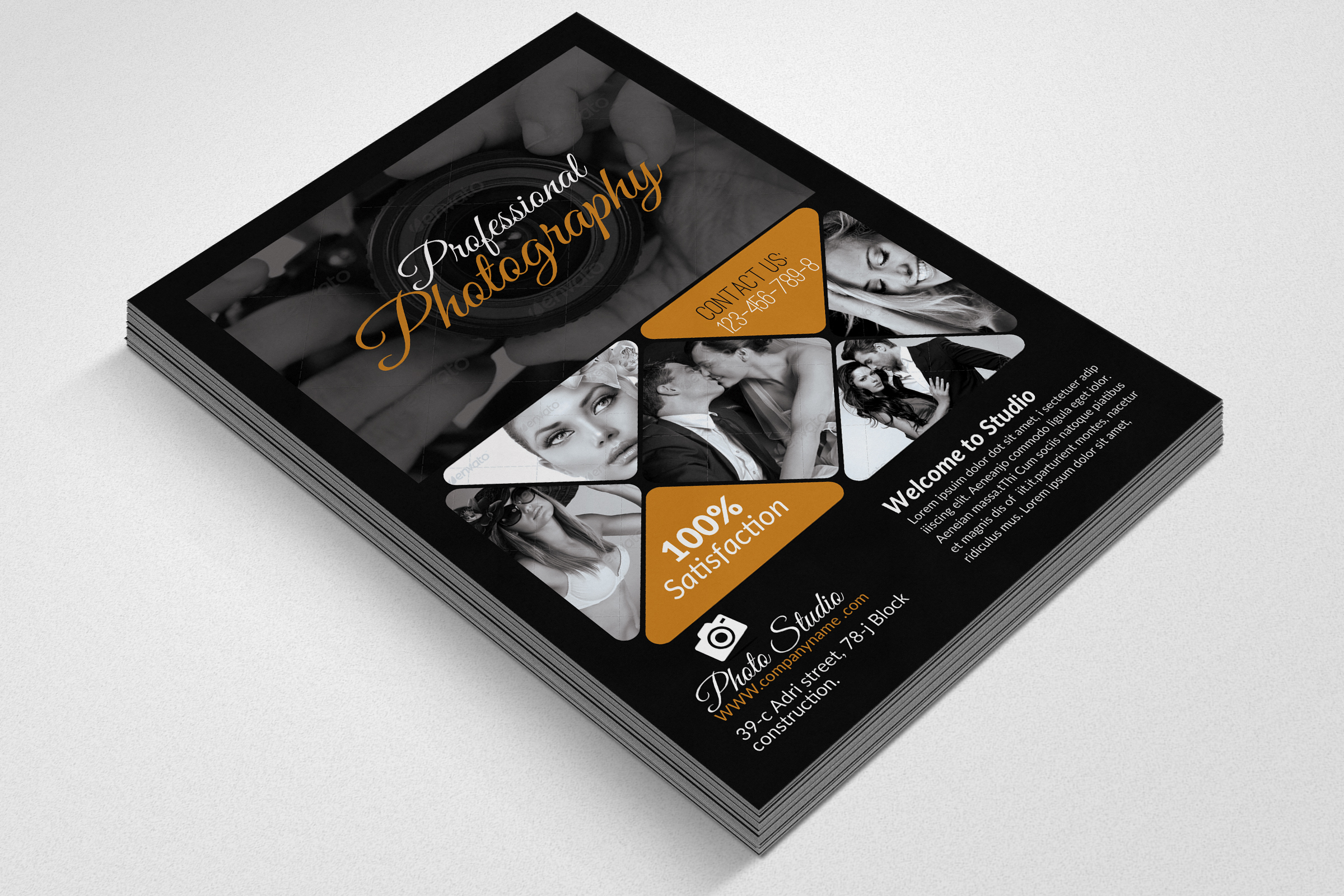 Photography Business Flyers example image 3