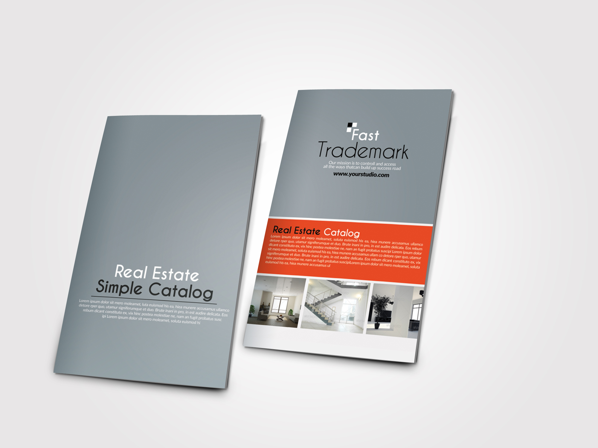 10 Pages Business Bifold Brochure example image 5
