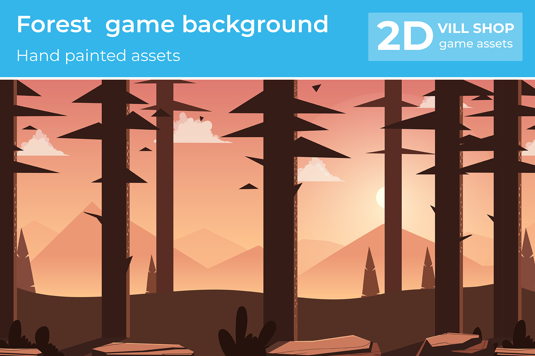 Forest Background example image 1