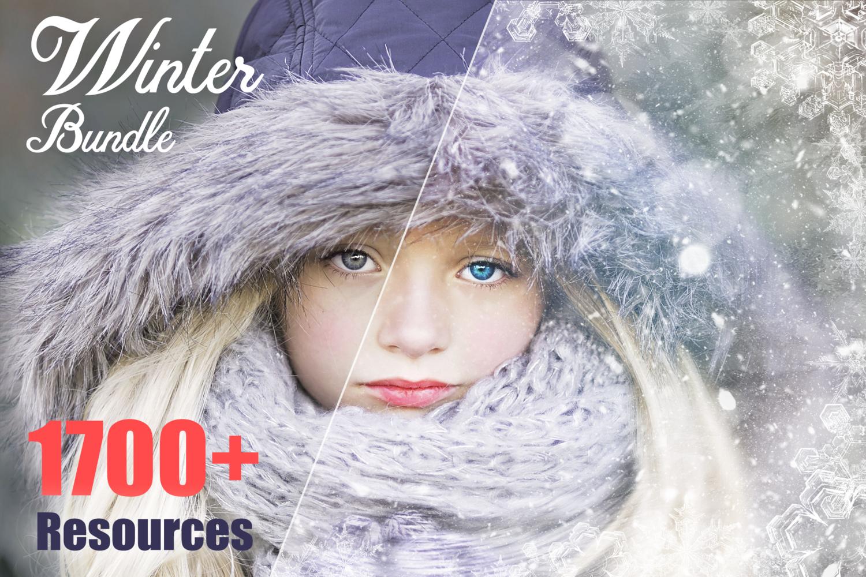 1700 Christmas Effects Bundle example image 1