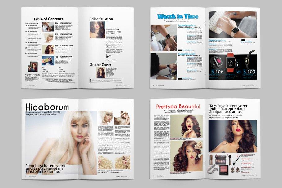 Firtana Magazines example image 4