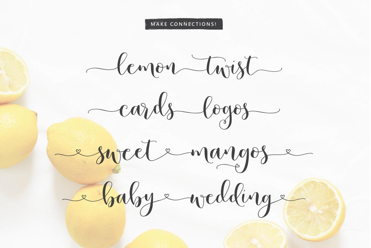Lemons Mangos Sunshine example image 11