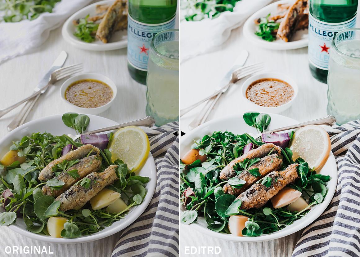 Food Blogger Lightroom Presets example image 5