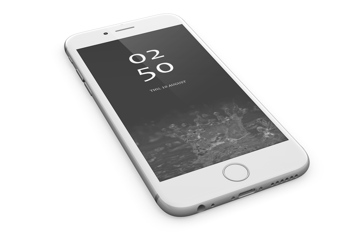 Apple iPhone 6s MockUp example image 13