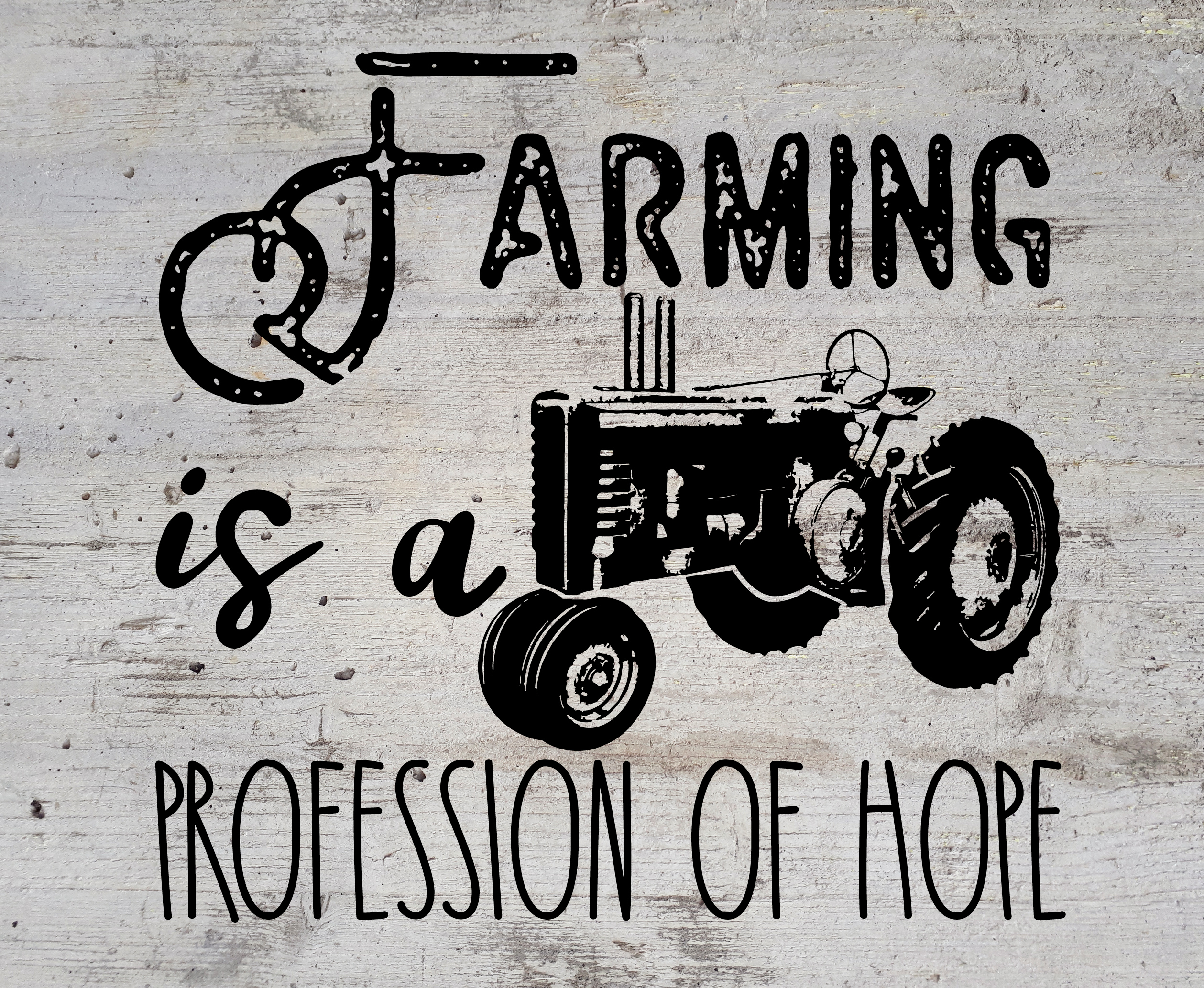 Farm Tractor SVG Father's Day dad boy 1638 example image 2