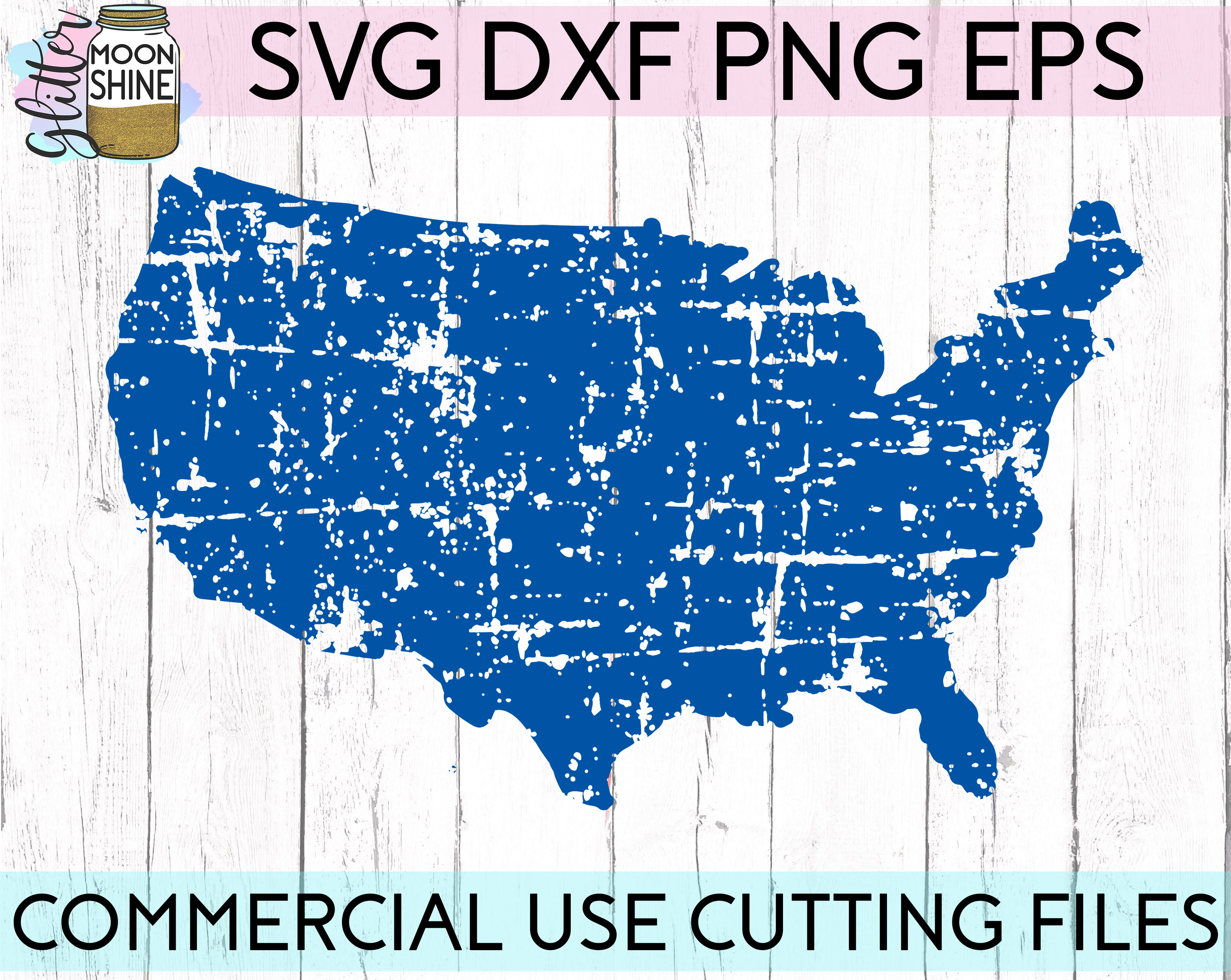 Huge 4th Of July Design Bundle of 23 SVG DXF PNG EPS Cutting Files example image 4