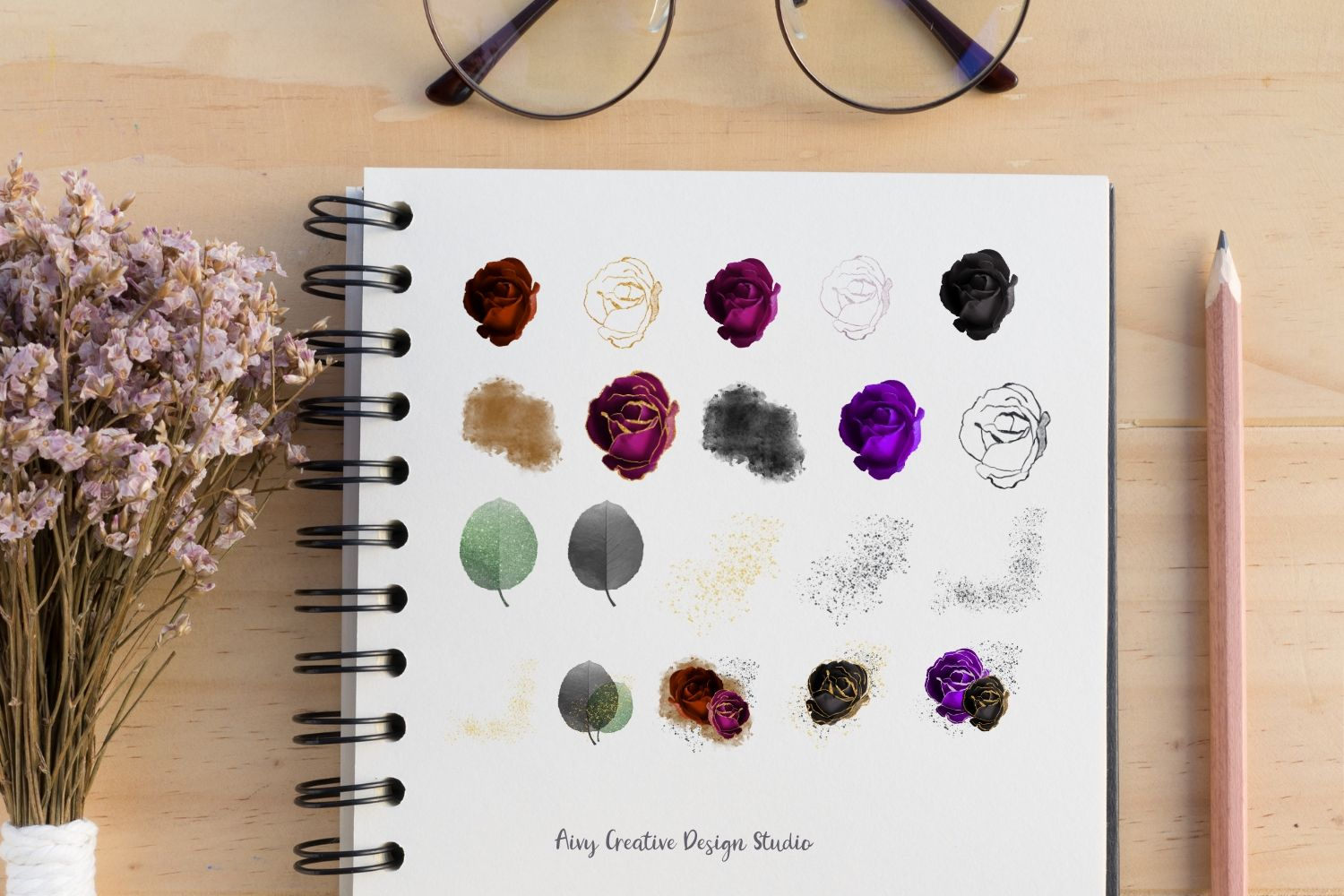 6 Collections of Graphics Resources Bundle example image 7