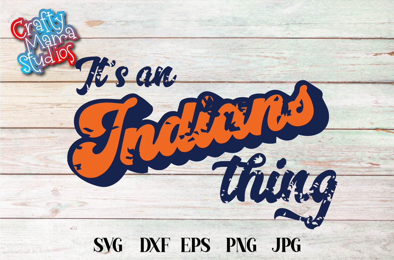 Sports SVG, It's An Indians Thing SVG, Sports Sublimation example image 2