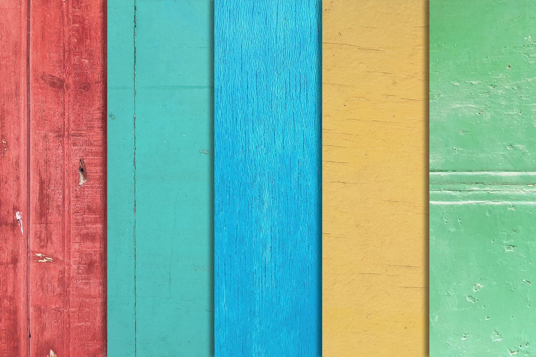 Color Wood Textures x10 example image 3