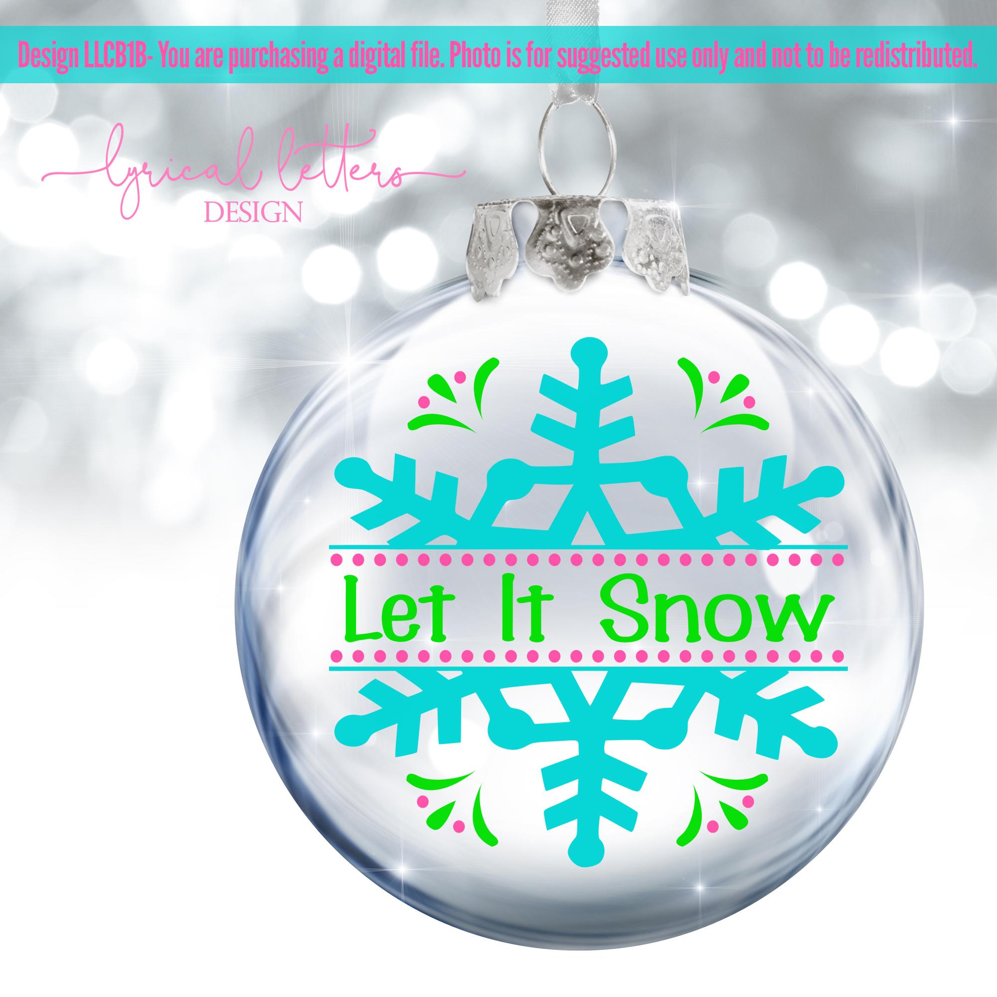 Giant Christmas Bundle of 12 SVG Cut Files LLC example image 11