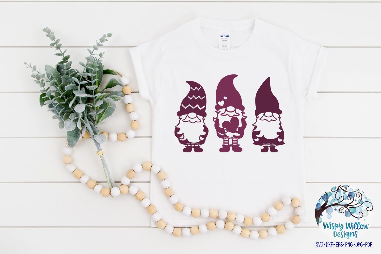 Gnome SVGs | Cute Gnomes SVG Cut File example image 3